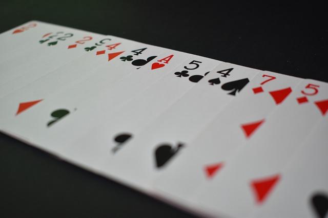 Kartenwerte beim Blackjack